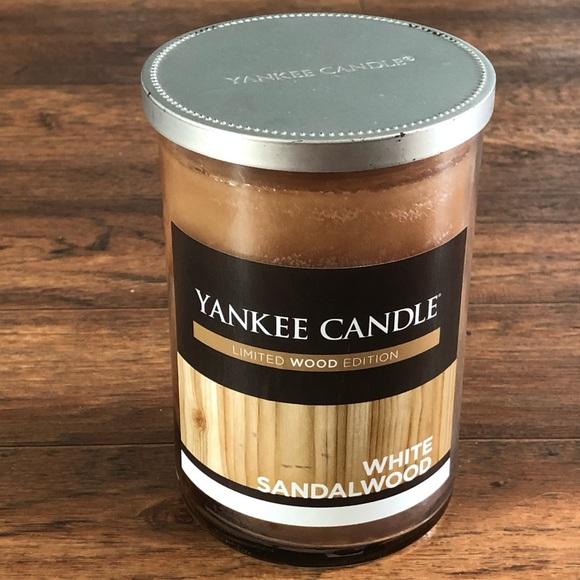 Yankee Candle Limited Edition Sandalwood 20 OZ Jar
